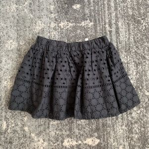 H&M Toddler Eyelet Skirt 1 1/2-2Y